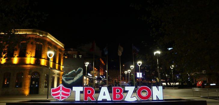 Trabzon'da sokağa çıkma kısıtlamasında sessizlik hakim oldu
