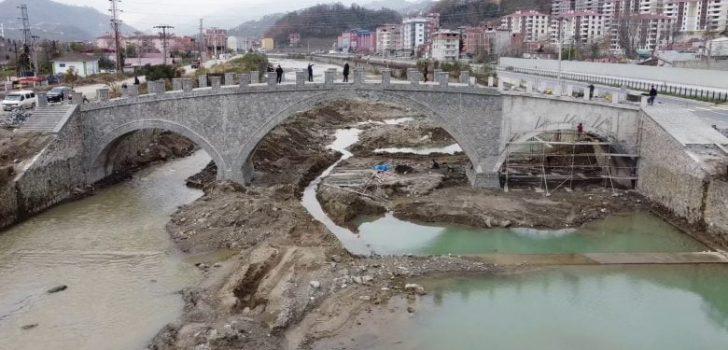 Sanayi Köprüsü Yakında Hizmete Giriyor