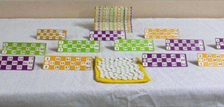 Trabzon'da kumar oynayan 13 kişiye 17 bin 368 lira ceza verildi