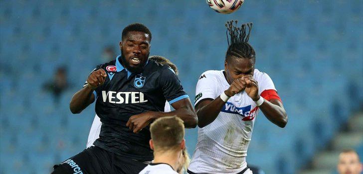 Trabzonspor-Denizlispor maçının ardından