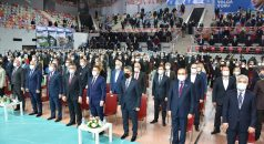 AK Parti Ortahisar 3. Olağan İlçe Kongresi
