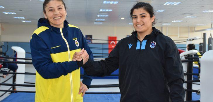 A Milli Kadın Boks Takımı Trabzon'da kamp çalışmalarına başladı