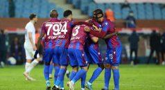 Trabzonspor, deplasmandaki yenilmezlik serisini sürdürmek istiyor