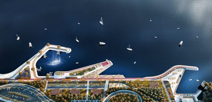 Trabzon'da 200 bin metrekarelik alanda sahil bandı düzenlemesine başlanıyor