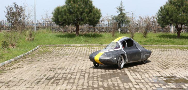 """KTÜ'lü öğrenciler TÜBİTAK'ın elektrikli araç yarışlarına """"İrade"""" ile katılacak"""