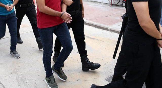 Trabzon merkezli FETÖ/PDY operasyonunda 8 kişi yakalandı