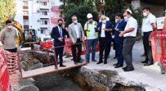 Başkan Zorluoğlu, Ortahisar İçme Suyu Temini Projesini inceledi