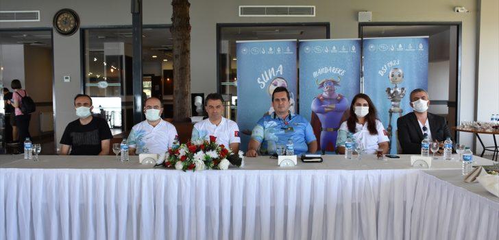 Su Elçileri Derneğince oluşturulan mobil tır Trabzon'a geldi
