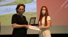 """""""41. Uluslararası Trabzon Yarı Maratonu"""" fotoğraf yarışmasında dereceye girenlere ödülleri verildi"""