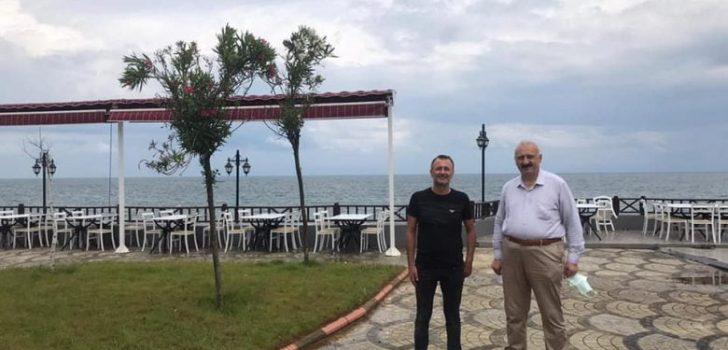 Tarihi Kalecik Kalesi ve Arakale Restaurant Birçok Ziyaretçi Ağırlıyor