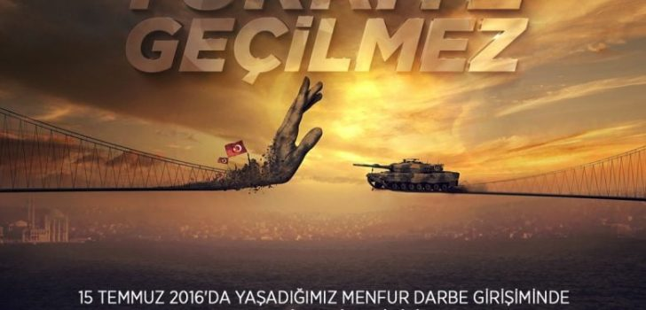 Başkan Çebi'den 15 Temmuz Demokrasi ve Milli Birlik Günü Mesajı