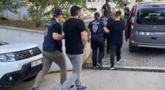 Trabzon'da yasa dışı bahis operasyonunda 3 şüpheli yakalandı