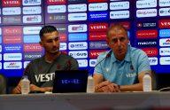 Trabzonspor-Molde maçına doğru