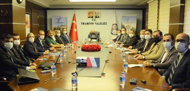 Akçaabat Şinik OSB Yönetim Kurulu toplantısı yapıldı