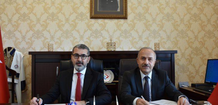 TİHEK ve Trabzon Üniversitesi arasında iş birliği protokolü imzalandı